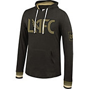Mitchell & Ness Men's Los Angeles FC Lightweight Black Hoodie