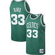Mitchell & Ness Men's Boston Celtics Larry Bird #33 Swingman Jersey