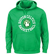 Mitchell & Ness Men's Boston Celtics Fleece Pullover Hoodie
