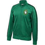 Mitchell & Ness Men's Boston Celtics Track Jacket