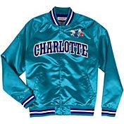 Mitchell & Ness Men's Charlotte Hornets Satin Jacket