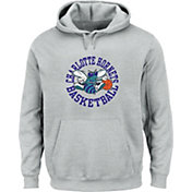 Mitchell & Ness Men's Charlotte Hornets Fleece Pullover Hoodie