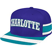 Mitchell & Ness Men's Charlotte Hornets Jersey Adjustable Snapback Hat