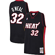 Mitchell & Ness Men's Miami Heat Shaquille O'Neal #32 Swingman Jersey