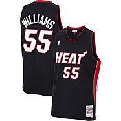 Mitchell & Ness Men's Miami Heat Jason Williams #55 Swingman Jersey