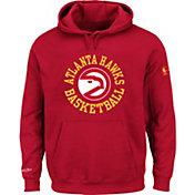 Mitchell & Ness Men's Atlanta Hawks Fleece Pullover Hoodie