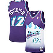 Mitchell & Ness Men's Utah Jazz John Stockton #12 Swingman Jersey