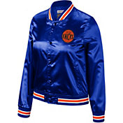 Mitchell & Ness Women's New York Knicks Satin Jacket