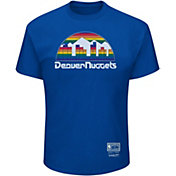 Mitchell & Ness Men's Denver Nuggets Logo T-Shirt
