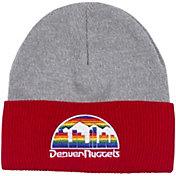 Mitchell & Ness Men's Denver Nuggets Cuffed Knit Beanie