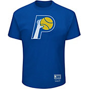 Mitchell & Ness Men's Indiana Pacers Logo T-Shirt