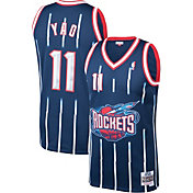 Mitchell & Ness Men's Houston Rockets Yao Ming #11 Swingman Jersey