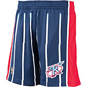Mitchell & Ness Men's Houston Rockets Hardwood Classics Swingman Shorts