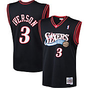 Mitchell & Ness Men's Philadelphia 76ers Allen Iverson #3 Swingman Jersey