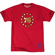 Mitchell & Ness Men's Philadelphia 76ers Team T-Shirt