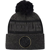Mitchell & Ness Men's Minnesota Timberwolves Pom Cuffed Knit Beanie