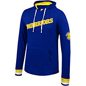 Mitchell & Ness Men's Golden State Warriors Long Sleeve Hooded T-Shirt