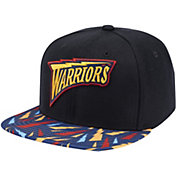 Mitchell & Ness Men's Golden State Warriors Adjustable Snapback Hat
