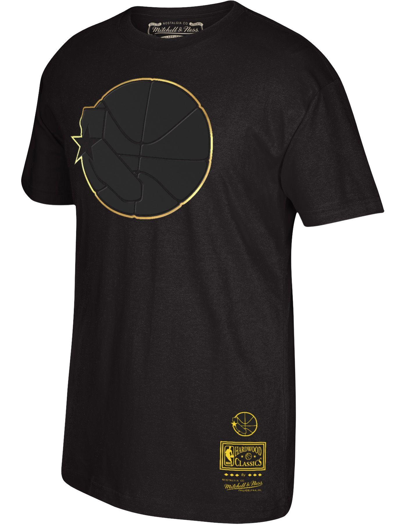 Mitchell & Ness Men's Golden State Warriors T-Shirt