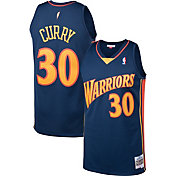 22279737ce9f Product Image · Mitchell   Ness Men s Golden State Warriors Stephen Curry   30 Swingman Jersey