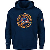 Mitchell & Ness Men's Golden State Warriors Fleece Pullover Hoodie