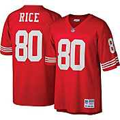 Mitchell & Ness Men's 1990 Game Jersey San Francisco 49ers Jerry Rice #80