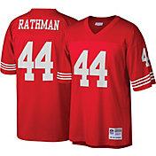 Mitchell & Ness Men's 1990 Game Jersey San Francisco 49ers Tom Rathman #44