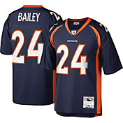 Mitchell & Ness Men's 2006 Home Game Jersey Denver Broncos Champ Bailey #24