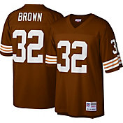 Mitchell & Ness Men's 1963 Game Jersey Cleveland Browns Jim Brown #32