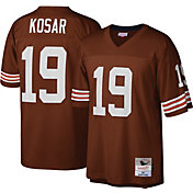 Mitchell & Ness Men's 1987 Game Jersey Cleveland Browns Bernie Kosar #19
