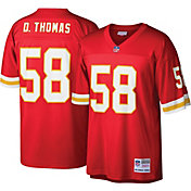 Mitchell & Ness Men's 1994 Game Jersey Kansas City Chiefs Derrick Thomas #58
