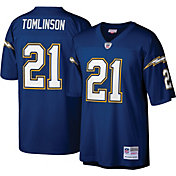 Mitchell & Ness Men's 2006 Game Jersey San Diego Chargers LaDainian Tomlinson #21