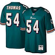 Mitchell & Ness Men's 2006 Game Jersey Miami Dolphins Zach Thomas #54