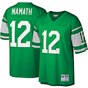 Mitchell & Ness Men's 1968 Game Jersey New York Jets Joe Namath #12