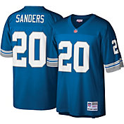 Mitchell & Ness Men's 1996 Game Jersey Detroit Lions Barry Sanders #20