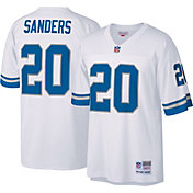 Mitchell & Ness Men's Away Game Jersey Detroit Lions Barry Sanders #20