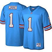 Mitchell & Ness Men's 1993 Home Game Jersey Houston Oilers Warren Moon #1