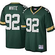 Mitchell & Ness Men's 1996 Game Jersey Green Bay Packers Reggie White #92