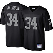 Mitchell & Ness Men's 1988 Game Jersey Oakland Raiders Bo Jackson #34