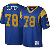 Mitchell & Ness Men's Los Angeles Rams Jackie Slater #79 Royal Blue Jersey
