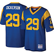 Mitchell & Ness Men's 1984 Game Jersey Los Angeles Rams Eric Dickerson #29
