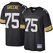 Mitchell & Ness Men's 1976 Game Jersey Pittsburgh Steelers Joe Greene #75