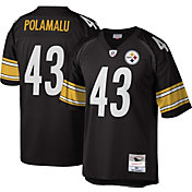 Mitchell & Ness Youth 2005 Game Jersey Pittsburgh Steelers Troy Polamalu #43