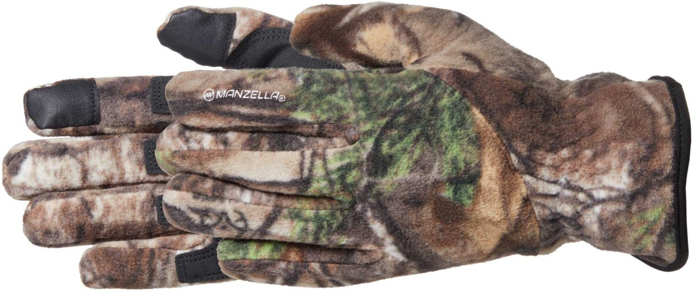 Manzella Men's Camo 2 Lakewood Gloves