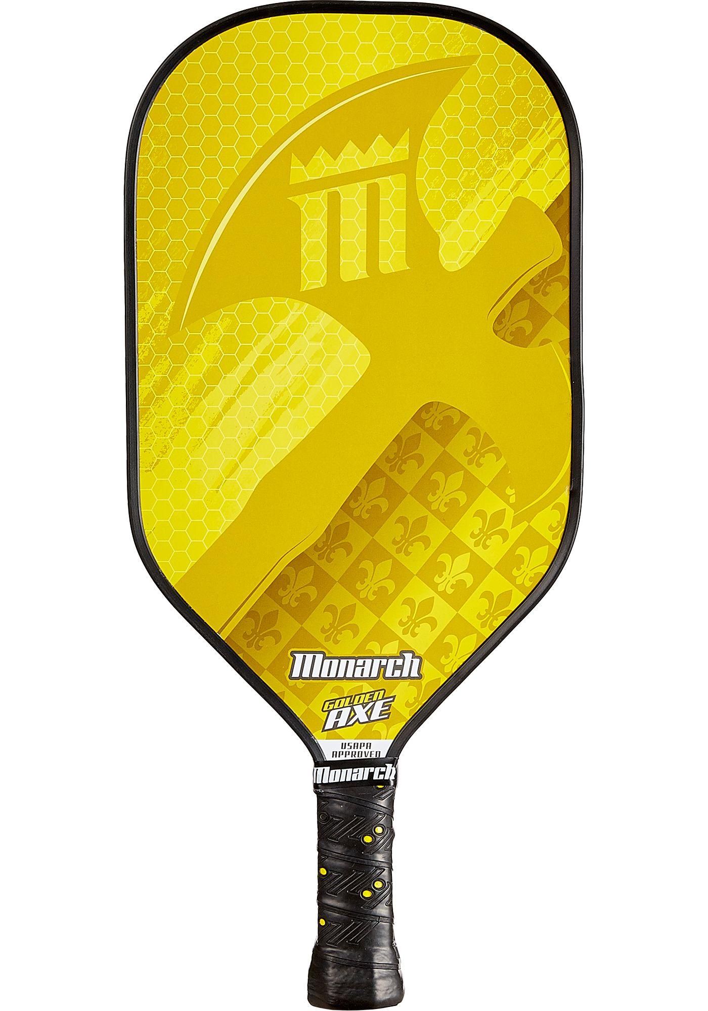 Monarch Golden Axe Pickleball Paddle
