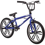 Mongoose Boys' Grid Mag BMX Bike