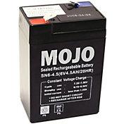 MOJO Outdoors 6 Volt UB645 Rechargeable Battery