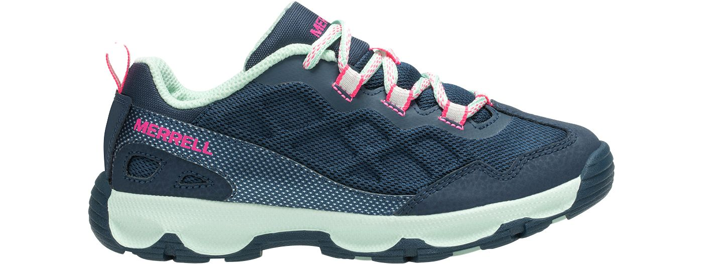 Merrell Kids' Chameleon Low 2.0 Hiking Shoes