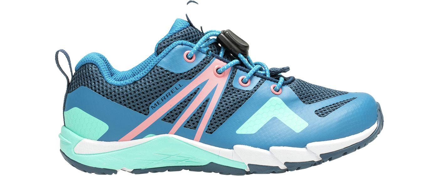 Merrell Kids' MQM Flex Low Hiking Shoes