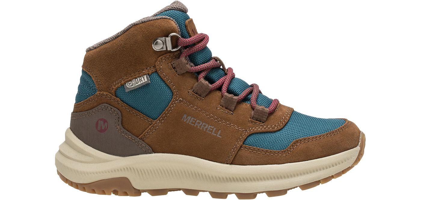 Merrell Kids' Ontario 85 Waterproof Hiking Shoes